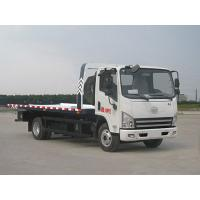 Wholesale FAW 4*2 wrecker truck for sale from china suppliers