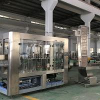 Buy cheap Beverage Bottle Automatic Water Filling Machine 60 Heads Juice Equipment from wholesalers