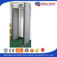 Wholesale 33 zones Walk Through Metal Detector AT-300S for Airport security check from china suppliers