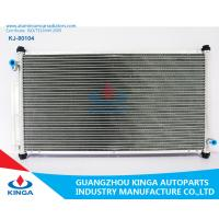 Wholesale Auto Parts Aluminum AC Condenser For Toyota Grj150 A / C Cooler In Aluminum Brazed from china suppliers