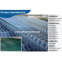 Guangzhou pvc/ stainless steel/ galvanized welded wire mesh for building(Guangzhou Factory)
