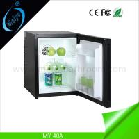 Quality 40L hotel refrigerator cabinet, mini refrigerator factory for sale
