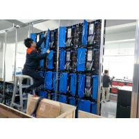 Wholesale 256 x128 4Mm LED Stage Display , full color led module H 140 ° , V 140 ° angle from china suppliers