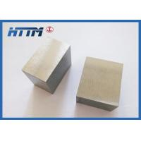 Wholesale High gravity alloy Tungsten Cube with Surface roughness RA 0.8 - 1.0 for Decoration from china suppliers