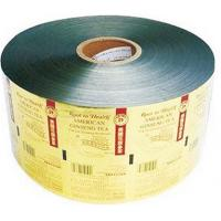 Wholesale Professional Matte Finished Aluminum Plastic Roll Film For Pallet Packing from china suppliers