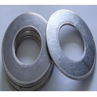 Wholesale CS SS304 SS316 Nickel 200 Insert Flat Metal Gasket Corrosion Resistance from china suppliers
