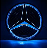 Mercedes benz car badge light auto emblem gl350 gl400 for Mercedes benz symbol light
