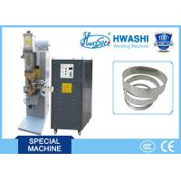 Wholesale 45mm  Glass Lid Steel Belt Welding Machine, Capacitor Discharge Stainless Steel Spot Welding Machine from china suppliers