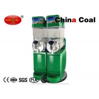 Wholesale Two Tanks Icee Slushy Maker Machine Food Processing Machine Slush Ice Maker from china suppliers