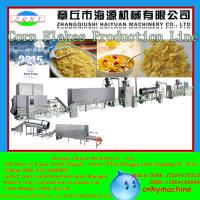 Wholesale Shandong 200-250kg/h Cooked Corn Flakes Machine from china suppliers