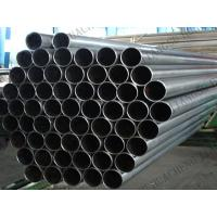 Wholesale ASTM A53 / A53M-10 Grade A / B Seamless Steel Tubes for Fluid Pipe ST35 ST45 ST52 from china suppliers