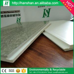 Wholesale plastic wood floor interlocking wood flooring uv resistant vinyl from china suppliers