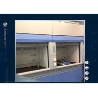 Wholesale General Research Industrial Fume Hood , Biological Safety Table Top Fume Hood from china suppliers