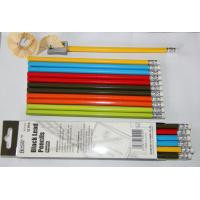 Wholesale HB wooden pencil with eraser and colarful wooden pencil PEN2004 from china suppliers