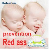 Buy cheap International certification Newborns 0-3 months dedicated wet wipes No additives alcohol fluorescer baby wet wipes from wholesalers