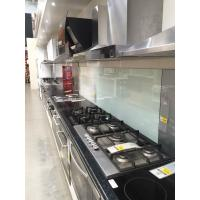 Wholesale Decorative Float Silk Screening On Glass For Kitchen Backsplash from china suppliers
