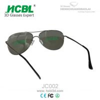 Wholesale Metal Structure Adult Imax 3D TV Glasses With Angle Of 0 90 Degree from china suppliers