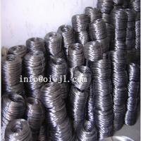 Buy cheap Black soft binding  wire from wholesalers