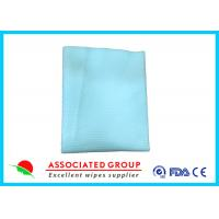 Wholesale 100 Gsm Ultra Size Disposable Dry Wipes For Bath Use , Pearl Small Dot Pattern from china suppliers