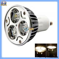 Wholesale GU10 3W 5500~6000k Pure White LED Light Bulb-88006973 from china suppliers