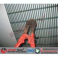 Wholesale 358 anti-climb fence, 358 mesh fencing,358 securi mesh, 358 mesh panel fencing from china suppliers