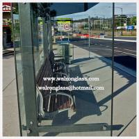 Wholesale Tempered Glass for Advertising Display Bus Stop Shelter from china suppliers