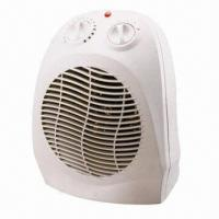 Wholesale 220 to 240V, 50/60Hz Fan Heaters with 1,000/2,000W Power and GS/CE/RoHS Certificates  from china suppliers