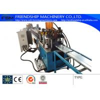 Buy cheap Steel FRD Fire Resistant Damper Roll Forming Machinery 1.0-1.5MM Thickness from wholesalers