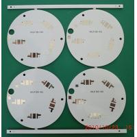 Wholesale 4 Layer Double Sided Aluminum / Copper / Iron Alloy Metal Core PCB with Routing for LED from china suppliers