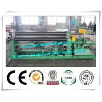 Wholesale Mechanical Steel Plate Bending Machine , Hydraulic Steel Sheet Rolling Machine from china suppliers