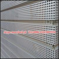 Wholesale Architectural exterior perforated metal facade from china suppliers