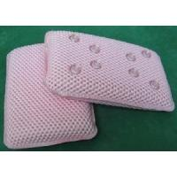 Wholesale 4 PU TPR PVC Silicone EVA Foam Bathtub Pillow (HC35) from china suppliers