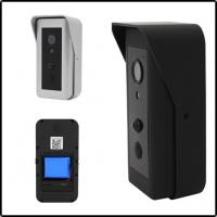 Wholesale Alarm door video phone WIFI Video Doorbell WD4 Motion Detection and Tamper from china suppliers