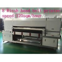 Wholesale Belt Pigment Ink Printers Digital Printing On Textiles Ricoh Head 1500 Kilos from china suppliers