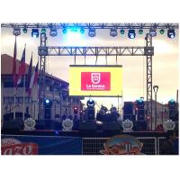 Wholesale P6.25 RGB Matrix Outdoor led screen stage For Live Concert , 1920Hz Refresh Rate from china suppliers