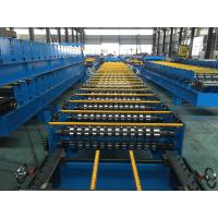 Wholesale 25 Stations Roof Panel Roll Forming Machine Coil Width 1000mm High Productive from china suppliers
