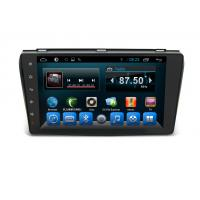 Wholesale Android 6.0 Double Din Navigation Bluetooth , Multimedia Car Navigation System Mazda 3 2004-2009 from china suppliers