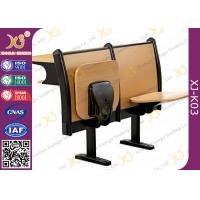 Wholesale Double Person College School Desk And Chair, Wood Campus Bench And Table For Sudent from china suppliers