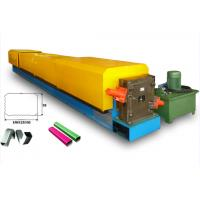 Wholesale 5.5KW Pipe Rainspout Roll Forming Machinery With Self Locked Design from china suppliers