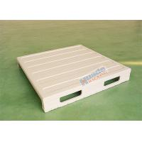 Wholesale Integral molded steel pallet for warehouse storage from china suppliers