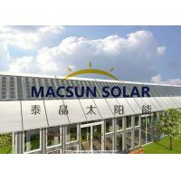 Buy cheap Macsun solar Concentrated Photovoltaic (CPV) Solar Modules MS-CPV300W from wholesalers
