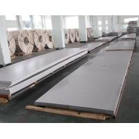 Quality Mill Glazed SS630 / 630H Hot Rolled Steel Plate Solid Solution for sale