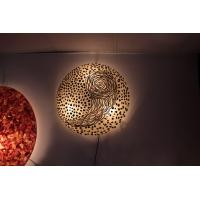 Wholesale Unique Design Hotel Wall Lamps for Office / Shop 71 * 71 * 11 cm from china suppliers