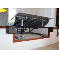 Wholesale Loading / Unloading Area Hydraulic Dock Leveler 50HZ With Push Button from china suppliers