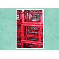 Wholesale Custom Rack And Pinion Construction Hoist Safety VFD Control For Building Site from china suppliers