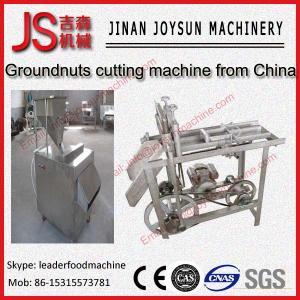 Wholesale Peanut Cutting Machine Badam Strips Cutting Machine / Slivering Machine from china suppliers