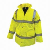Wholesale Disposable Work Wear, Made of Spandex/Polyester Material, Customized Logos Welcomed from china suppliers