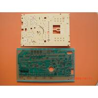 Wholesale 1 - 28 Layers 3mil FR4 Single Sided PCB Board with Black Legend Applied to LED from china suppliers