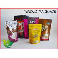 Wholesale Zipper Reusable Plastic Stand Up Pouches from china suppliers