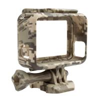 Wholesale GoPro Hero5 Black Action Camera Housing Case , Standard Desert Camouflage Border Frame from china suppliers